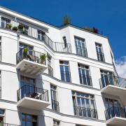 Neubau für Immobilienbestand